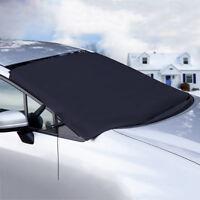 Auto Windshield Snow Sun Cover Tarp Ice Scraper Frost Removal Car Truck Va CBL