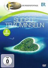 DVD Südsee Trauminseln von Br Fernweh 3DVDs