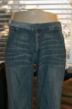 Diesel jeans for women that have a wore look and make people take a second look