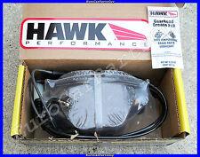 HAWK Yellow Performance Ceramic Street Front Brake Disc Pads HB551Z.748 NEW