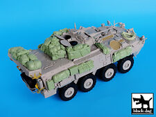 Black Dog 1/35 Canadian LAV III Stowage and Accessories Set (Trumpeter) T35033