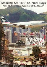 Kai Tak Hong Kong Airport The Final Days DVD