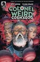 Colonel Weird Cosmagog #1 (Of 4) Cover A Crook (10/28/2020)