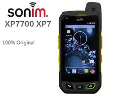 Sonim XP7 - 16GB - Black Yellow Telus Canada Smartphone