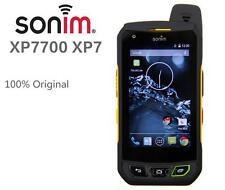 Sonim XP7 - 16GB - Black Yellow Telus Canada Smartphone