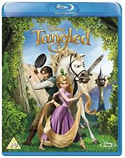 Tangled [Blu-ray] [Region Free] [UK Import]