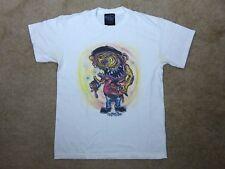 Erosty Pop Delic Limited Edition Print Monster Series Painter White T-Shirt M