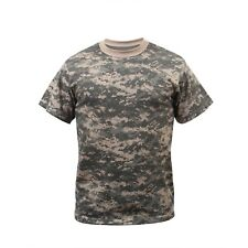 T-Shirt Digital Camouflage Camo  Rothco Military Style