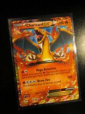 LP Pokemon CHARIZARD EX Card BLACK STAR PROMO Set XY17 Ultra Rare Collection Box