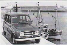 carte postale - RENAULT 4 R4  DE 1972