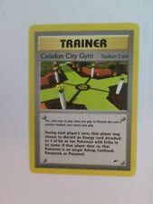 PKGymH107 - Celadon City Gym  - 107/132 - Gym Heroes - Uncommon