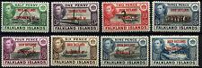 Falkland Islands Dep. 1944-5 SG#D1-D8 South Shetlands KGVI MH Set #D51868
