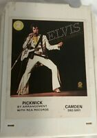 Elvis Presley Double Dynamite 8 Track Cartridge  RCA Records 1975
