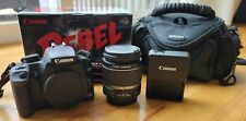 Canon EOS Rebel XS DSLR, with EF-S 18-55mm f/3.5-5.6 IS, Original Packaging!