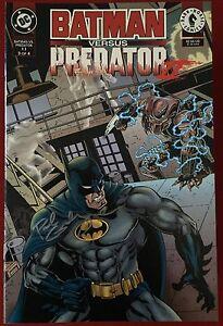 Batman vs. Predator II #3 - Signed By Paul Gulacy - Dark Horse Comics