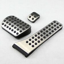 No-Drill AMG Foot Pedal For Mercedes Benz W211 W212 E200 E250 E300 E350 E500 AT