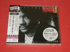 2018 DISCO FOREVER J.T. TAYLOR Feel The Need   JAPAN CD