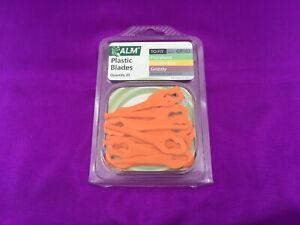 GR182 ALM Plastic Blades Lidl Florabest FRTA 20 A1 VonHaus 20V Strimmer Trimmer