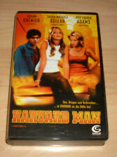 VHS Film - Harward Man - Sarah Micelle Gellar - Videokassette