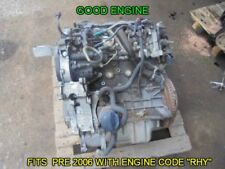 PARTNER BERLINGO 2.0 HDI ENGINE FITS PRE 2006 WITH ENGINE CODE RHY
