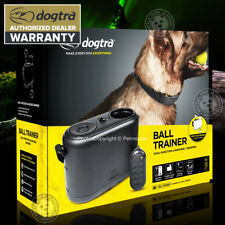 Dogtra BALL TRAINER Dual-Function Launcher and Dropper for Dogs - DROPS-BALLS