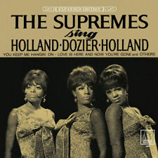 The Supremes Sing Holland Dozier Holland - New 2CD Album - Rleased 03/08/2018