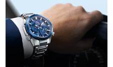 Enlace Casio Edifice teléfono inteligente Bluetooth conectado, Energía Solar Reloj de edición limitada de caballero