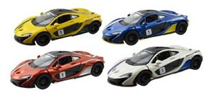 1 X DIECAST MCLAREN P1 13CM model alloy collectible car stocking toy race sports