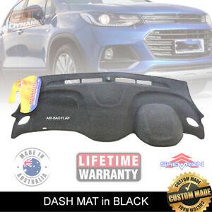 DASH MAT HOLDEN TRAX TJ LS LT LTZ MY17 AIRBAG SAFE FEB/2017-2019 DM1465 CHARCOAL