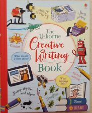 The Usborne Creative Writing Book; ages 10+