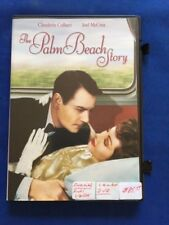 The Palm Beach Story(Dvd)(With) Rudy Vallee Autograph