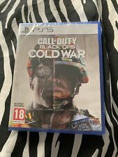 Call of Duty: Black Ops Cold War PS5 *New*