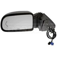 For Chevy GMC Front Driver Left Power Camper Mirror Left w/ Integral Turn Signal