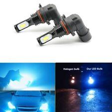 9006 LED Fog Light Bulb For Scion xA 2004 2005 2006 100W 8000K Ice Blue 2PC