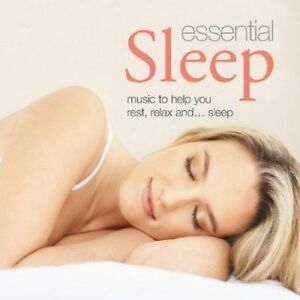 New Essential Sleep CD by Stuart Jones Natural Mindfulness Relaxation Ideal Gift