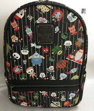 Loungefly Disney Parks The Nightmare Before Christmas Mini Backpack Actual Bags