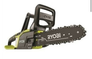 "Ryobi One+ 18V Cordless Chainsaw - Skin Only 10"" (254mm) bar and chain"