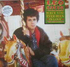LEO SAYER - HAVE YOU EVER BEEN IN LOVE -  LP (ORIGINAL INNERSLEEVE)