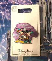 Disney Mickey And Minnie Port Orleans French Quarter Pin New OE Pin