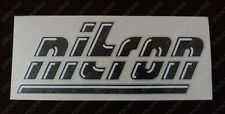 Suits Holden VL Nitron - Guard Decal x2