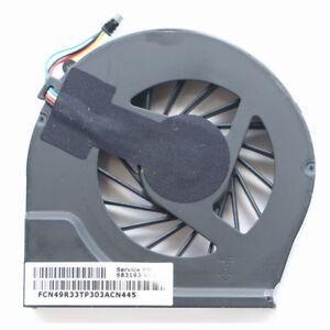 HP G4-2000 G4-2045 G6-2000 G7-2000 TPN-Q109 TPN-Q110 CPU COOLING FAN 683193-001