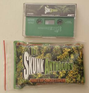 Mixtape k7 verte rare Skunk Anthology rap hip hop Xmen