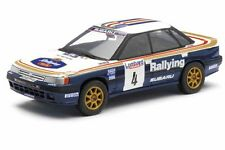 Subaru Diecast Rally Cars