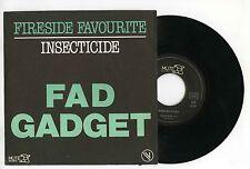 45 RPM SP FAD GADGET INSECTICIDE