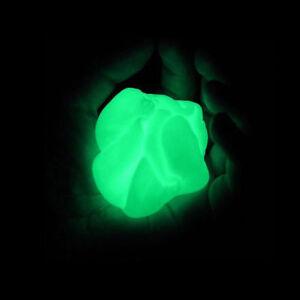 Luminous Glow In The Dark Hand Putty Clay Fun Kids Gift Toy Slime Plasticine f50