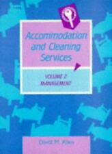 Accommodation and Cleaning Services: Management v. 2-David Allen