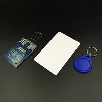 MFRC-522 RC522 RFID RF ID IC Card Sensor Reader Writer Arduino Raspberry Pi