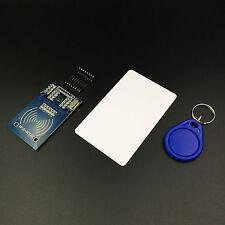 MFRC-522 RC522 RFID RF ID IC Card Sensor Reader Writer Arduino Raspberry Pi