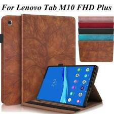 """For 10.3"""" Lenovo Tab M10 FHD Plus 2nd Gen X606F Case Flip Magnetic Leather Cover"""