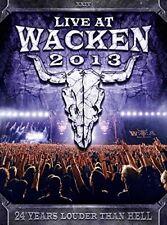 Live At Wacken 2013 [DVD] [2014] [DVD]